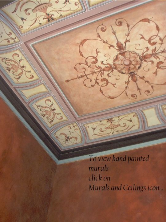 Damian Ebejer - Murals and Ceiling